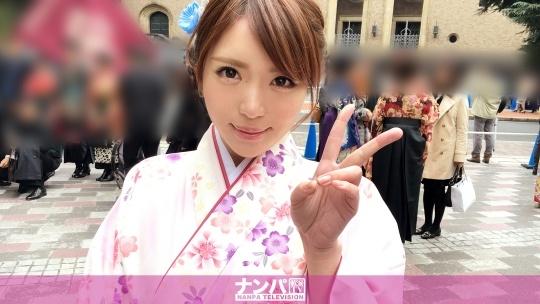 卒業式ナンパ 01 in 新宿