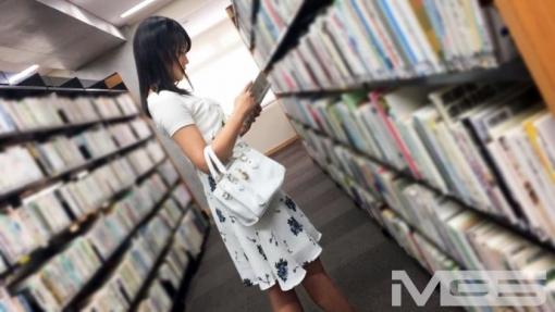 図書館ナンパ 01 in千駄ヶ谷-01