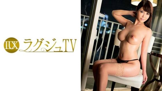 ラグジュTV 454 真田杏実 34歳 ベリーダンス講師