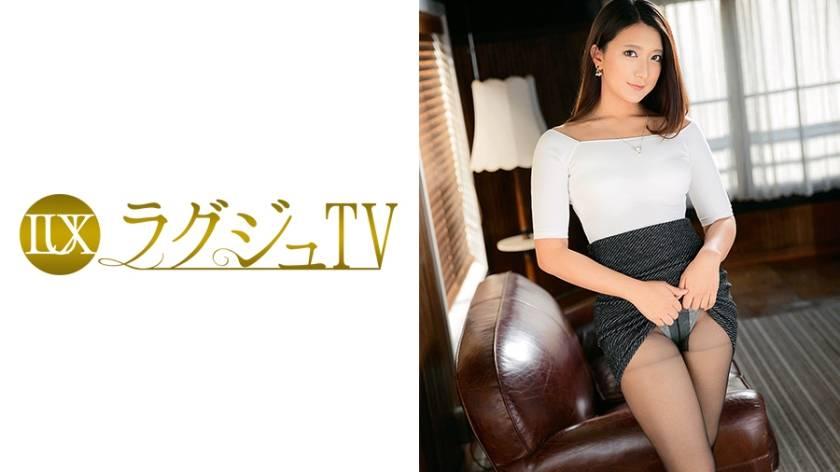 ラグジュTV 481 彩絵 31歳 カフェ店員