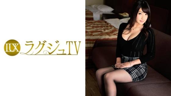 ラグジュTV 492 松坂理子 28歳 音楽教諭