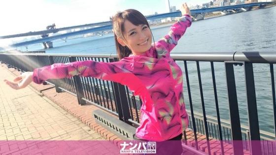 ジョギングナンパ 04 in お台場