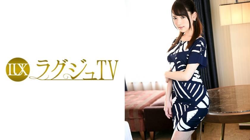 ラグジュTV 601 竹原ゆり 24歳 アナウンサー