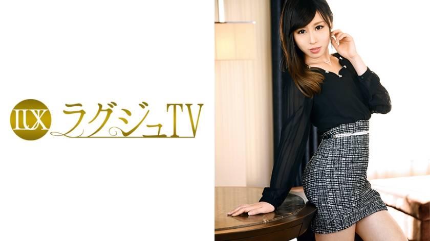 ラグジュTV 596 椎名彩香 25歳 社長令嬢