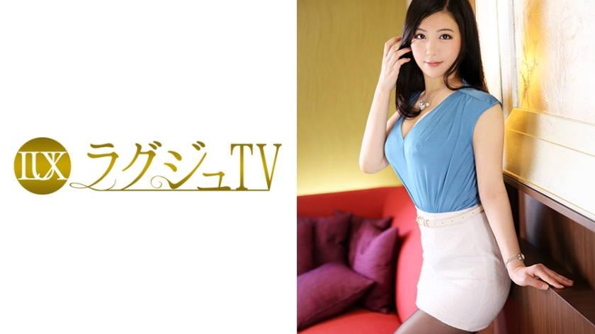 ラグジュTV 633 横山すみほ 28歳 着物コーディネーター