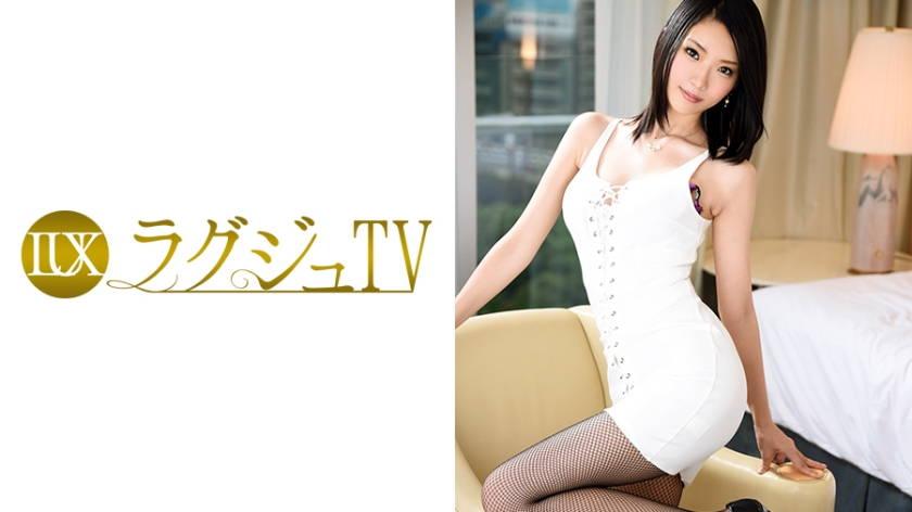 ラグジュTV800(尾花梨花 29歳 歌手)