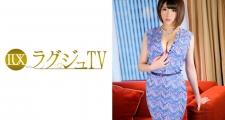 ラグジュTV815(間宮明日香.27歳.ビリヤードプレイヤー兼銀行員)