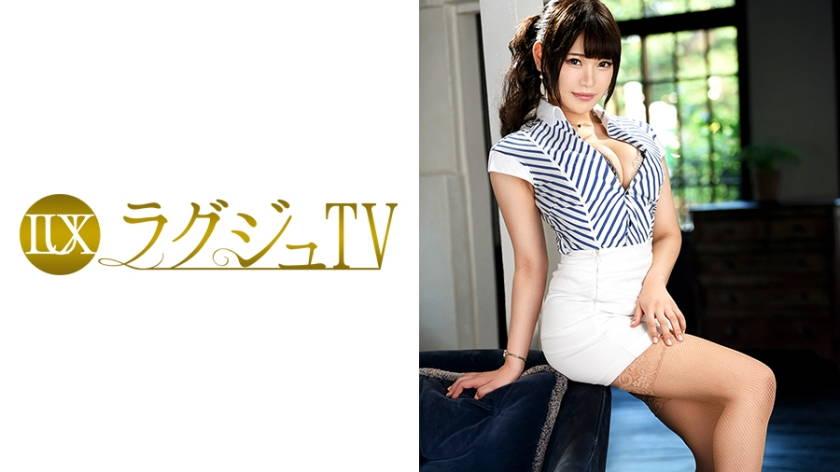 ラグジュTV806(峯岸梓 30歳 キャビンアテンダント)