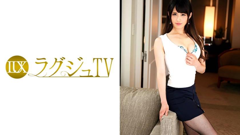 ラグジュTV826 片瀬由衣 34歳 元モデル