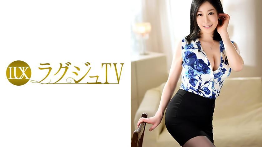 ラグジュTV 885 柳田紗英 36歳 料亭の女将