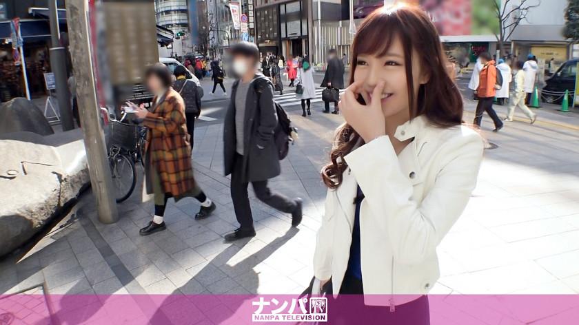 マジ軟派、初撮。1293 新宿で捕まえたHカップスレンダー美脚人妻の本性は実は…