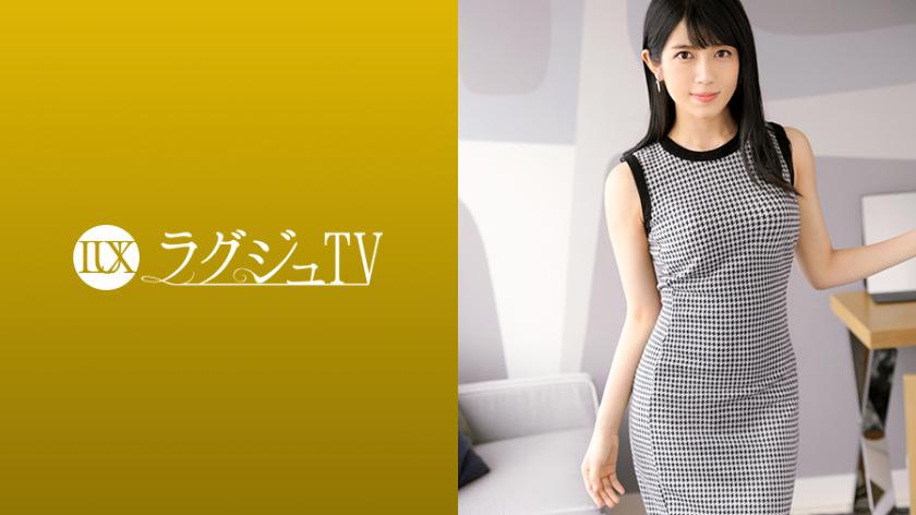 ラグジュTV 1078 美スレンダー活け花講師。