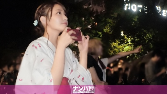 花火大会ナンパ 06